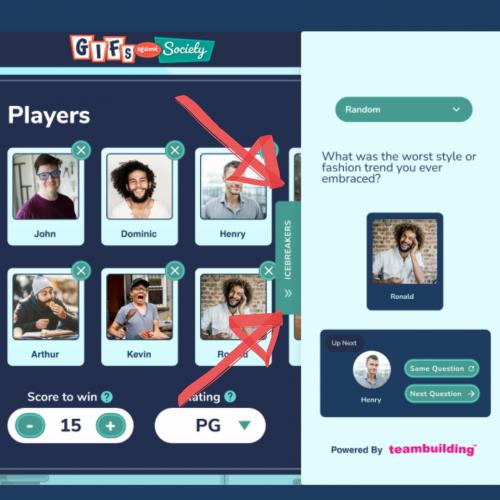online icebreaker games